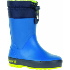 Kamik Drizzly Winter Boots Youths Blue